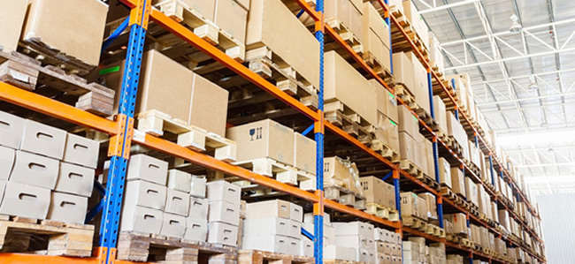 Warehouse & Inventory Freight Services El Dorado Hills, California